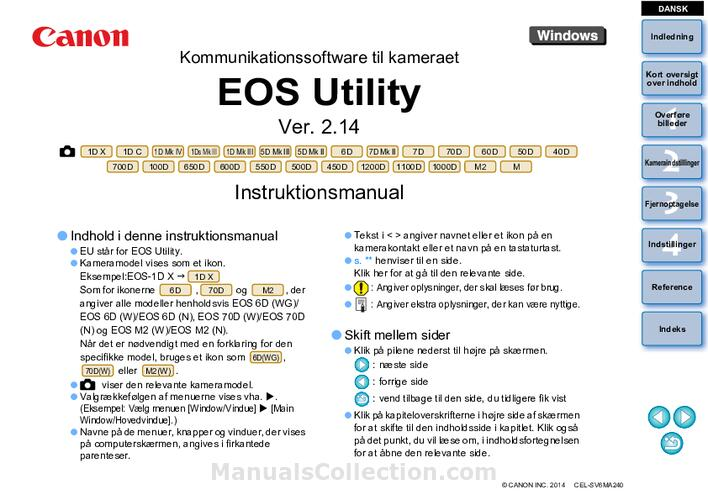 user manual for canon eos 700d