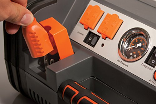 black and decker portable power station manual