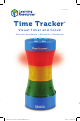 time tracker learning resources manual