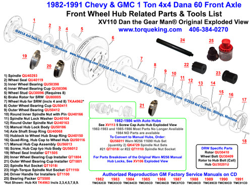 dana 60 front axle service manual
