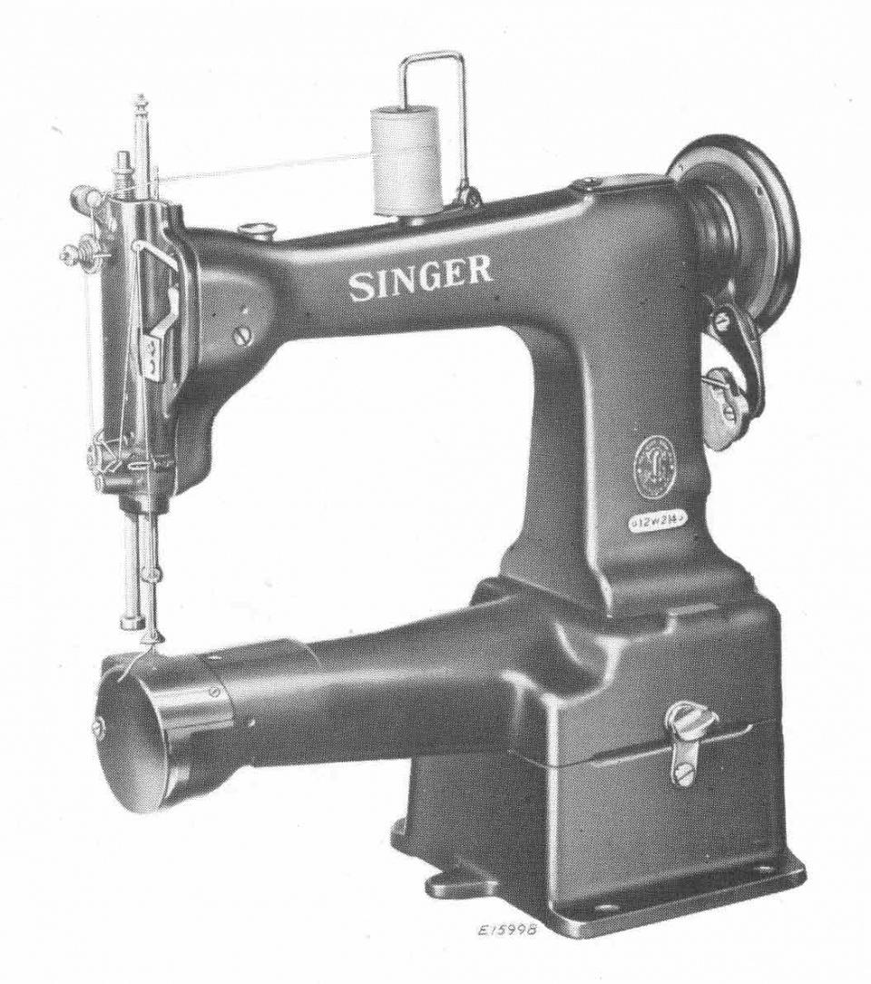 adler 30 1 sewing machine manual