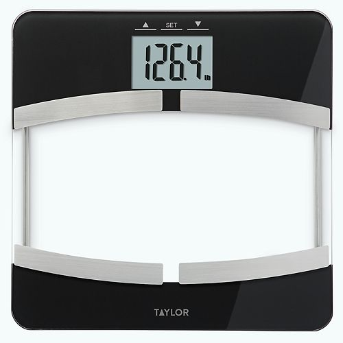taylor body fat scale 5568 manual