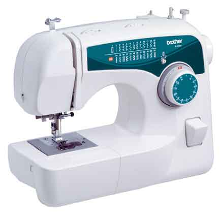 brother xl2600i sewing machine manual