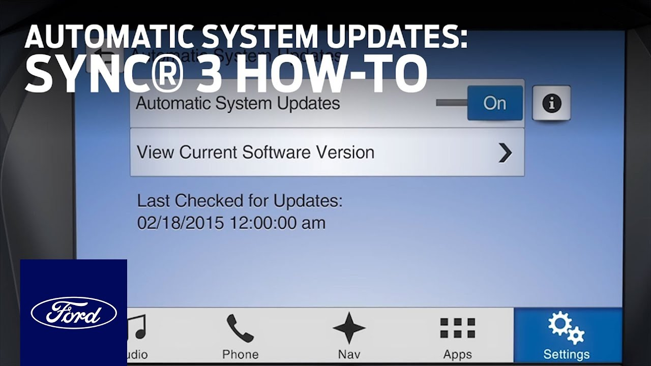 ford sync add contacts manually