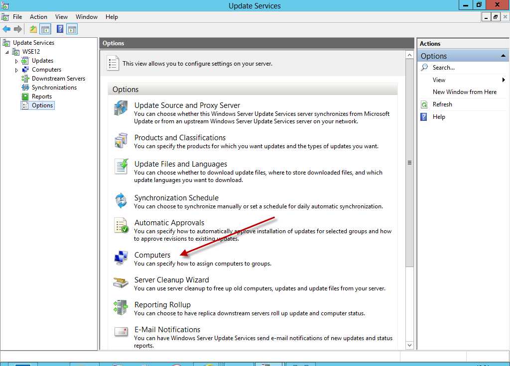 how to test smtp services manually in windows server 2012