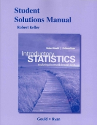 introductory statistics student solutions manual 8th edition