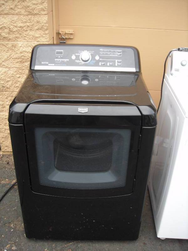 maytag quiet series 100 washer manual